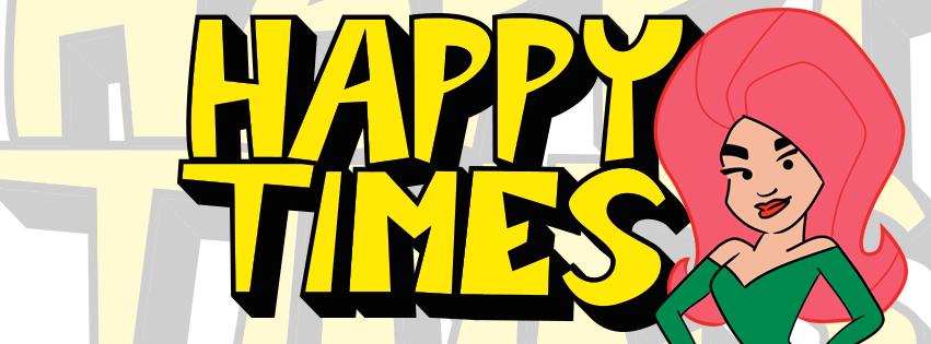Bannière Happy Times