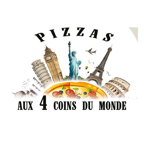 Pizzas Aux 4 Coins Du Monde